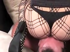 Domme in Thong Facesits
