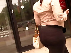 BBw Mature Ebony Spandexhuge