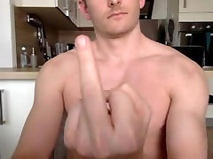 French Gorgeous Muscle Boy,Hard Big Cock,Smooth Bubble Ass