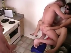 Stupid Asian Bitch Fucked By Strangers