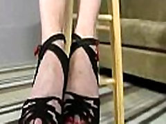 Black Meat White Feet - Interracial Nasty Foot Fetish Porn Video 05