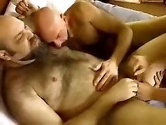 Fabulous male in horny bears, blowjob gay xxx video
