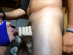 Cum eating compilation hard cocks squirting in open mouths 2