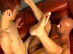 Manager gay fuck boy Jason Got Some Muscle Daddy Ass!