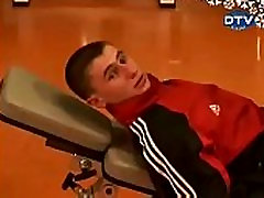 Funny video - tits in the gym - Erotic sex video - Tube8.com!