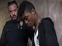 black daddy hairy men gay porn movie xxx Suspect on the Run,
