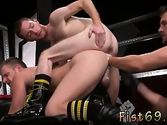 Sex gay bear Seamus O Reilly is stacked on top of Brian Bon