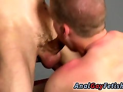 Male zone gay porn video Fucked And Milked Of A Load