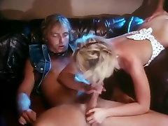 Fabulous pornstar Desiree Lane in amazing small tits, vintage adult clip