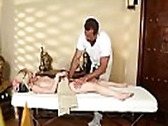 Petite babe deepthroats masseurs fat cock