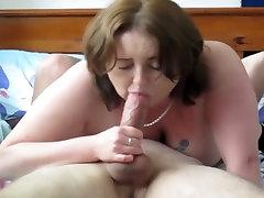 Black Stockings Wife Blowjob 69