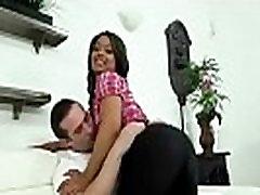 Hot ebony MILF Takes White Dick Up In Her Juicy Black Cunt 04