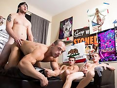 Fuck His Muscle Ass Gay Porn Video - DickDorm