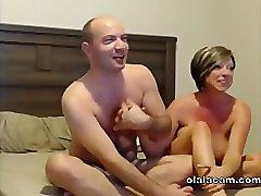 Outstanding big boobs mature milf blowjob first cam