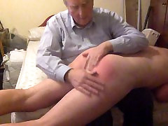 Master deals with me 3 of 3 Spanking and wanking