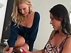 Mature Lesbians Brianna Ray &amp J Love Play In Front Of Camera vid-10