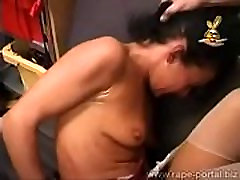 Woman is forced to Fuck