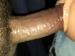 Playing with Autoblow toy part 1