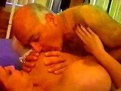 Vintage Huge Tits Redhead Mesha Lynn fucks older man