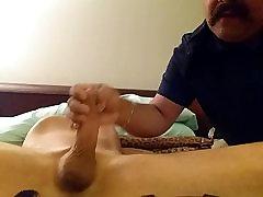 PT 3 . LATINO SON SUCKS AND MILKS SWALLOWS HUNG DADDIE