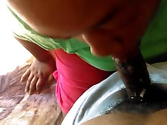 Babymothers bbw black cousin sucks again pt1