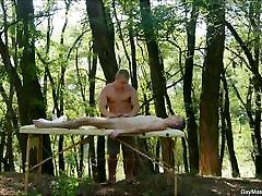 Full Body Massage Rubbing Cock