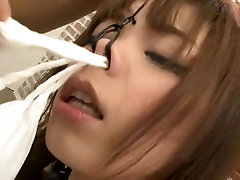Best Japanese chick Yuria Seto in Exotic BDSM, Big Tits JAV video
