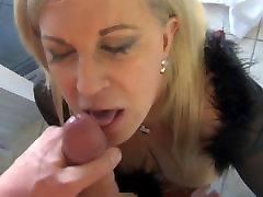 Sexy Busty Mature