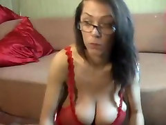 Horny Amateur record with Big Tits, Solo scenes