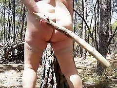 Crazy Homemade clip with Mature, Outdoor scenes
