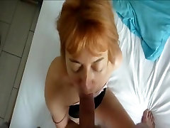 Incredible Homemade movie with Blowjob, Mature scenes