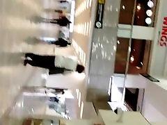 Mature ass airport