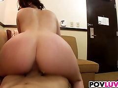 Big Ass Teen Nikki Lavay Gets It Good