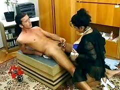 Mature With Big Ass Gets Fucked In The Office