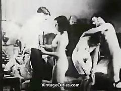 Vintage Swingers Exchange Fuck Partners 1920s Retro