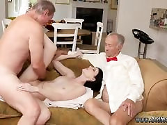 French mature brunette Frannkie heads and