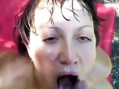 Cumshot Compilation 95 - Teen Amateur Blowjob Facial