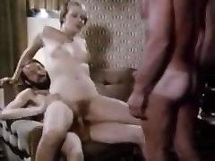 ORGYMIKE: Vintage group sex