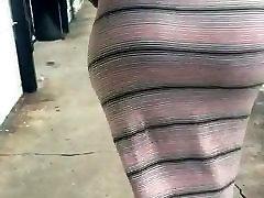 Morena big ass in public