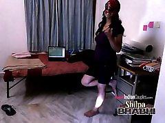 Hot Indian Couple Shilpa & Raghav Amazing Pussy Fucking