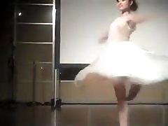 See through ballerina