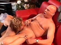 Incredible Amateur clip with Stockings, Mature scenes