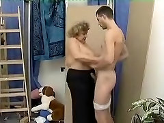 Horny Amateur record with Big Tits, Fetish scenes