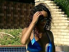 Amazing pornstar in horny brunette, black and ebony xxx movie