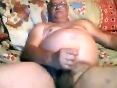 Daddy barry cums