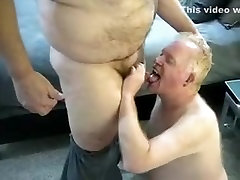 Crazy homemade gay scene with Fat s, Blowjob scenes