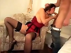 Horny Amateur movie with Mature, Brunette scenes