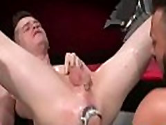 Hd video of school gay sex Switching positions, Axel lays back and