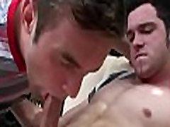 Twinks suck cocks have a fun anal pleasure
