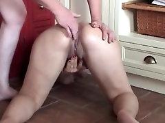 Exotic homemade Mature, Anal porn scene
